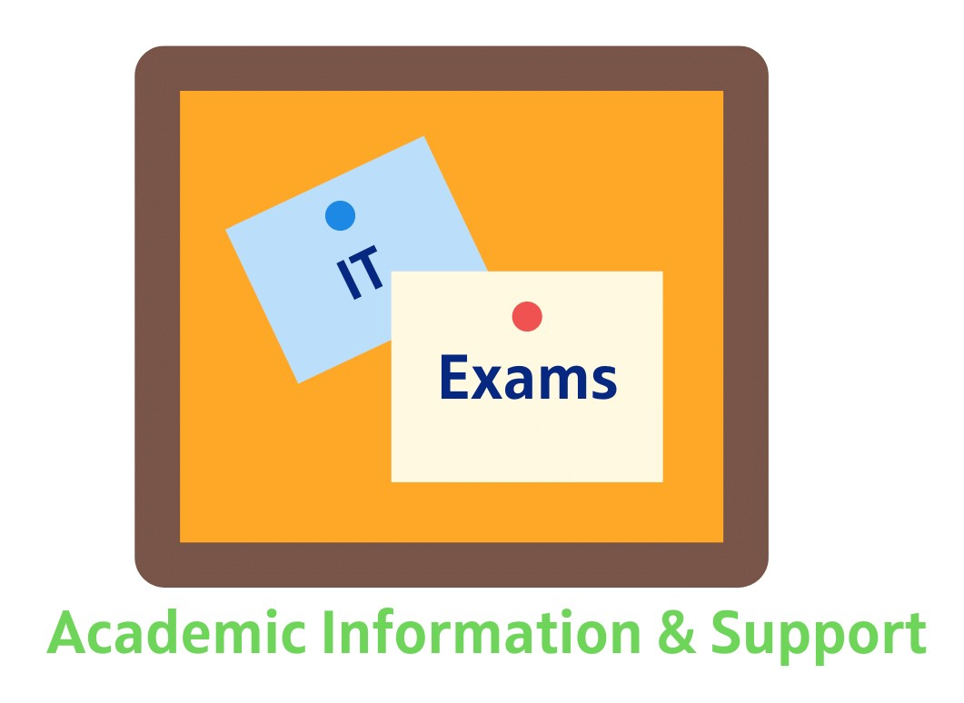 Academic info and support